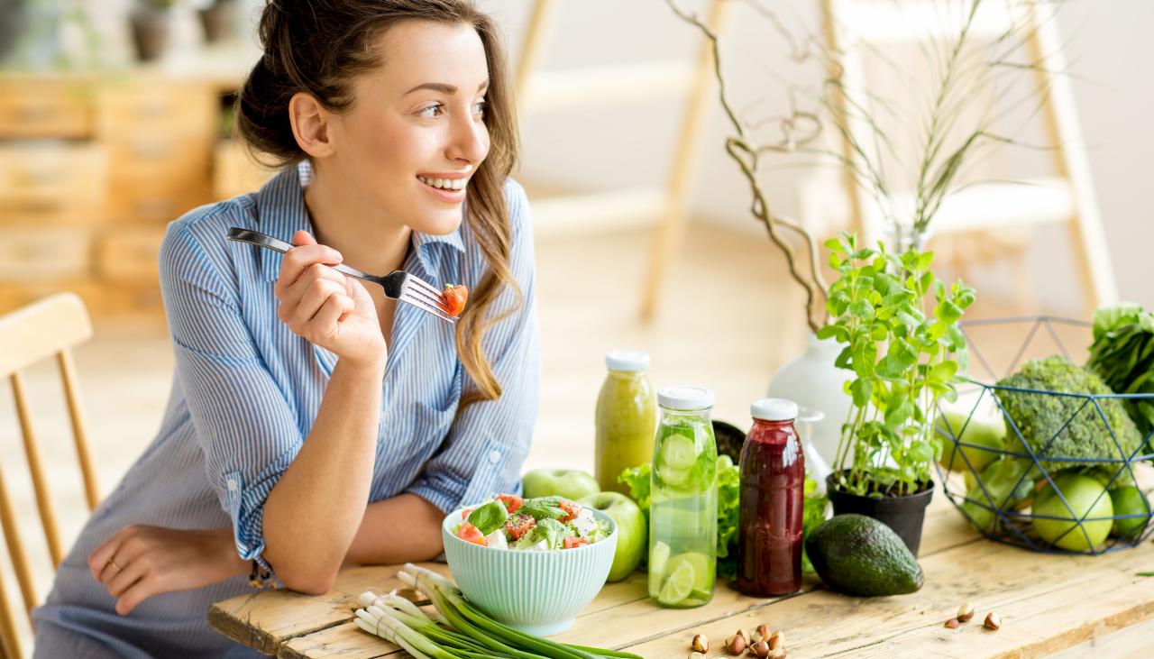 Benefícios da alimentação